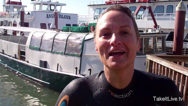 Katie Dixon 2011 Tiburon Mile