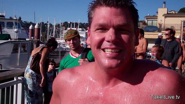 Chris 2011 Tiburon Mile