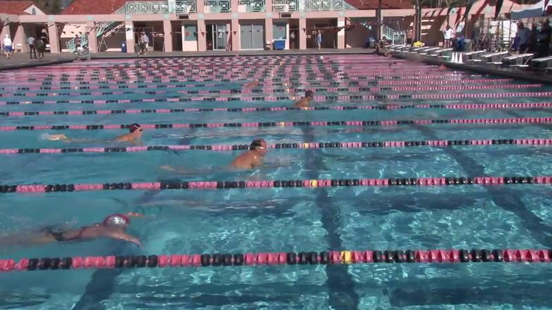 4 Mixed 200 Y Breast Heat 4 - 2012 Rose Bowl Aquatic Master Swim Meet SCY