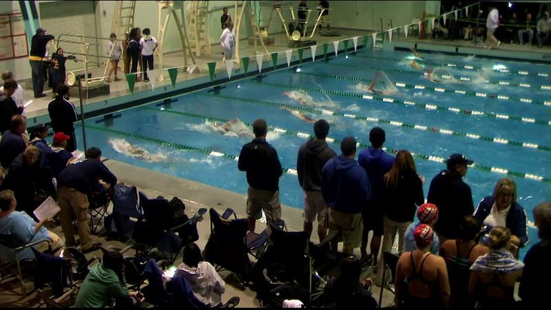 Women's 200yd Medley Relay Heat 05 - 2012 Southern California Swimming Junior Olympics