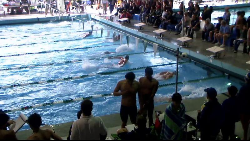 Men's 200yd Breaststroke Heat 13 - 2012 Southern California Swimming Junior Olympics