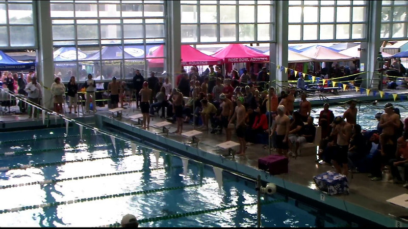 Men's 200yd Freestyle Final A - 2012 Southern California Swimming Junior Olympics