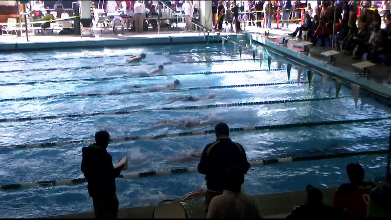 Men's 200yd Breaststroke Heat 11 - 2012 Southern California Swimming Junior Olympics