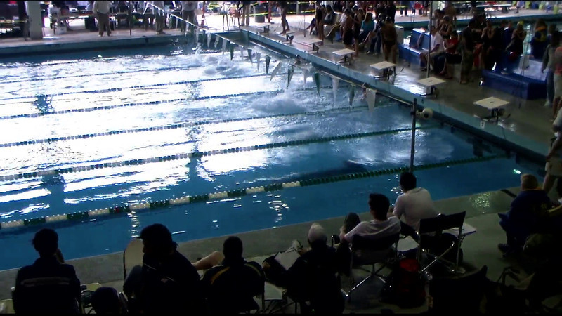 Men's 200yd Freestyle Relay Heat 01 - 2012 Southern California Swimming Junior Olympics