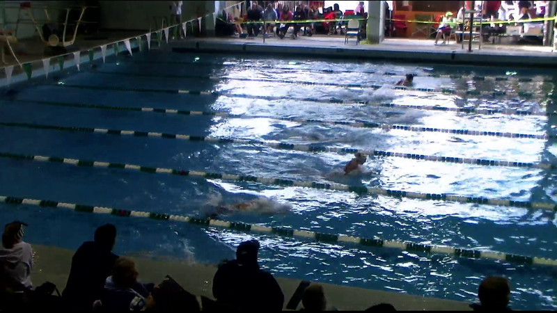 Women's 200yd Butterfly Heat 07 - 2012 Southern California Swimming Junior Olympics