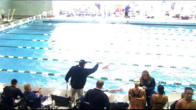 Women's 200yd Freestyle Heat 10 - 2012 Southern California Swimming Junior Olympics