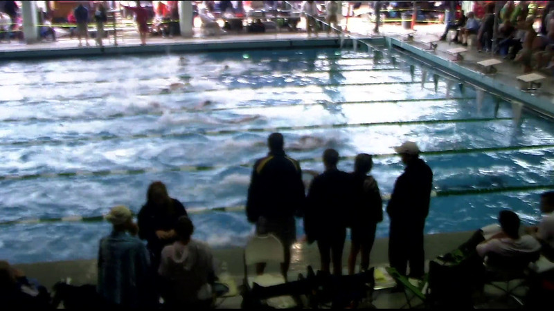 Men's 200yd Freestyle Heat 06 - 2012 Southern California Swimming Junior Olympics