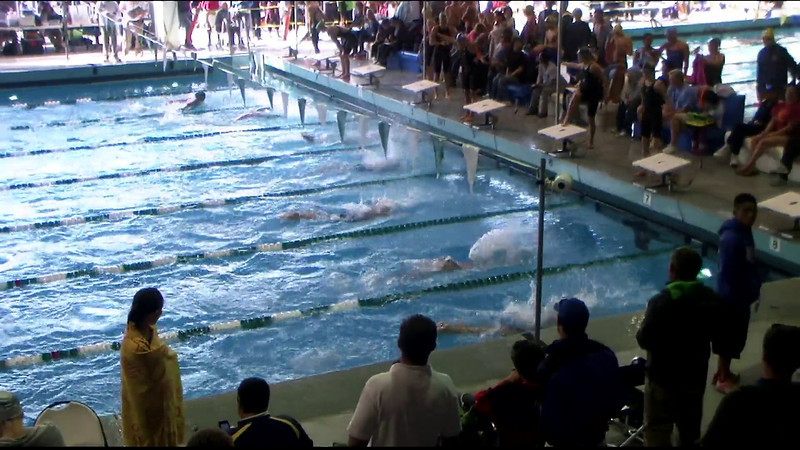 Women's 200yd Breaststroke Heat 11 - 2012 Southern California Swimming Junior Olympics