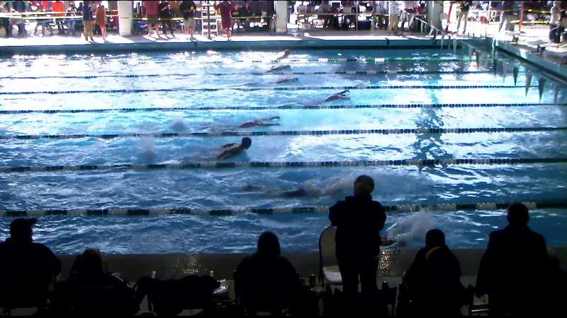 Men's 400yd Medley Heat 05 - 2012 Southern California Swimming Junior Olympics