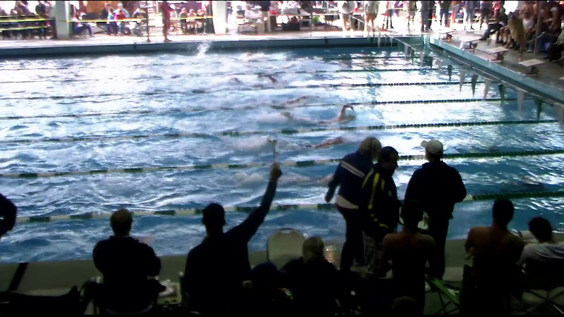Men's 200yd Freestyle Heat 12 - 2012 Southern California Swimming Junior Olympics