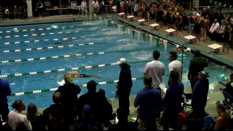 Women's 200yd Freestyle Relay Heat 08 - 2012 Southern California Swimming Junior Olympics