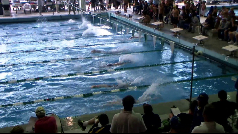 Women's 200yd Breaststroke Heat 12 - 2012 Southern California Swimming Junior Olympics