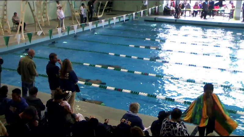 Men's 200yd Butterfly Heat 08 - 2012 Southern California Swimming Junior Olympics
