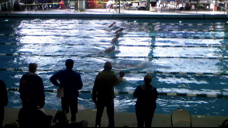 Men's 200yd Butterfly Heat 16 - 2012 Southern California Swimming Junior Olympics