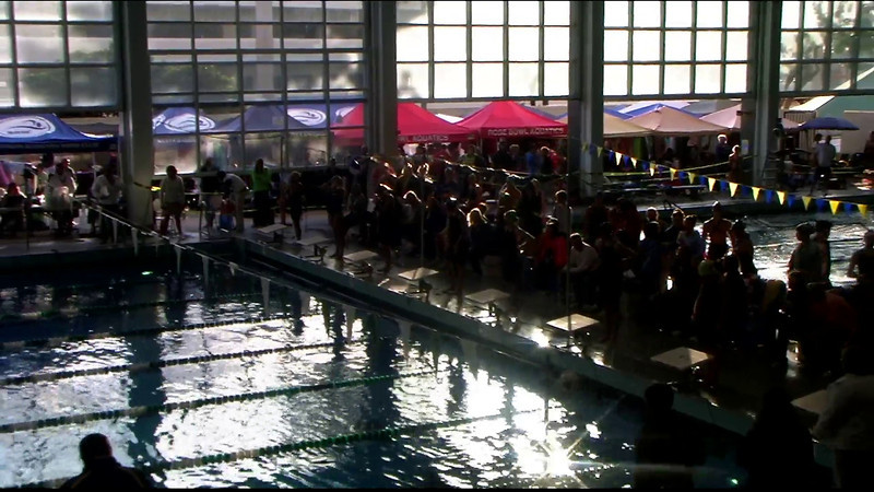 Women's 200yd Freestyle Final C - 2012 Southern California Swimming Junior Olympics