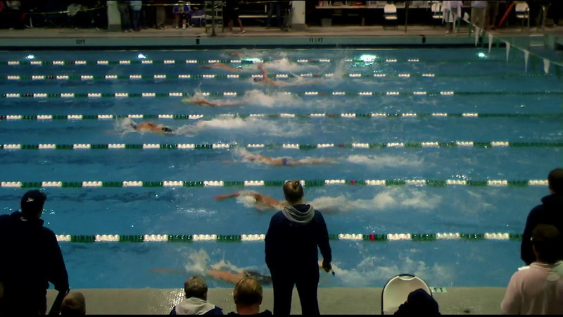 Men's 400yd Freestyle Relay Heat 02 - 2012 Southern California Swimming Junior Olympics