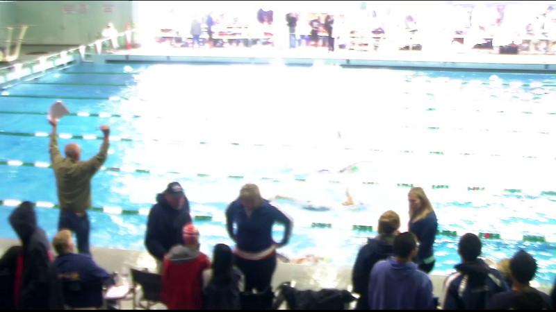 Women's 200yd Freestyle Heat 8 - 2012 Southern California Swimming Junior Olympics