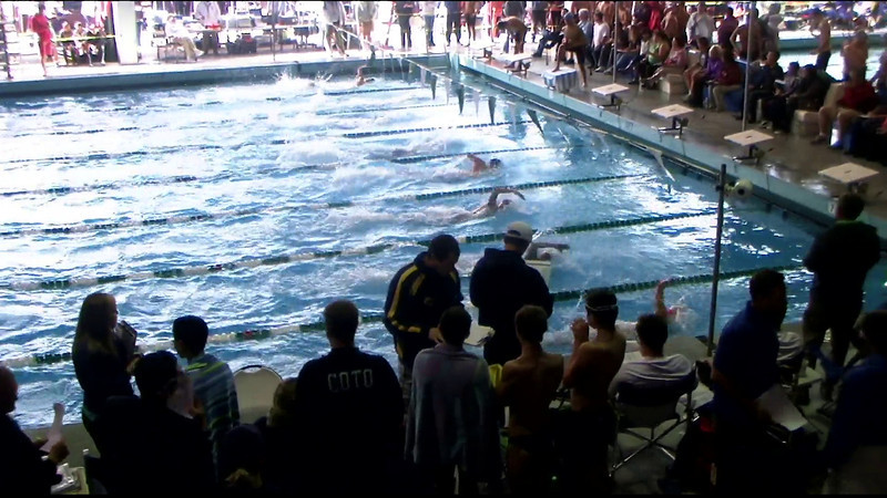 Men's 200yd Freestyle Heat 13 - 2012 Southern California Swimming Junior Olympics