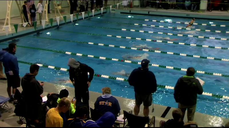 Women's 200yd Butterfly Final D - 2012 Southern California Swimming Junior Olympics