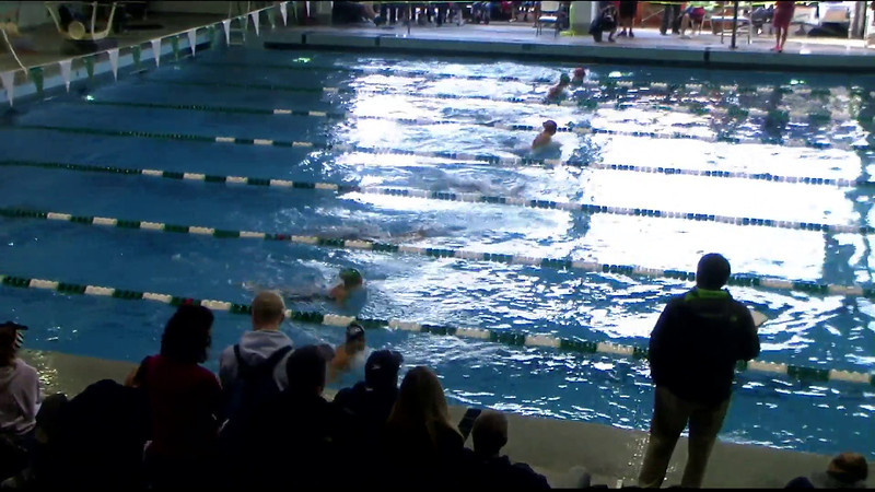 Women's 200yd Butterfly Heat 05 - 2012 Southern California Swimming Junior Olympics