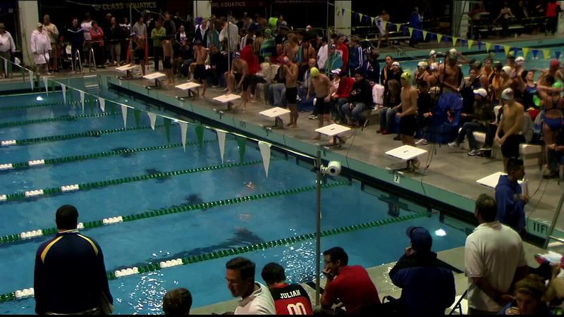 Men's 200yd Breaststroke Final C - 2012 Southern California Swimming Junior Olympics