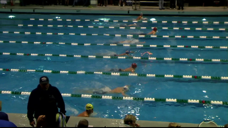 Men's 200yd Butterfly Final B - 2012 Southern California Swimming Junior Olympics