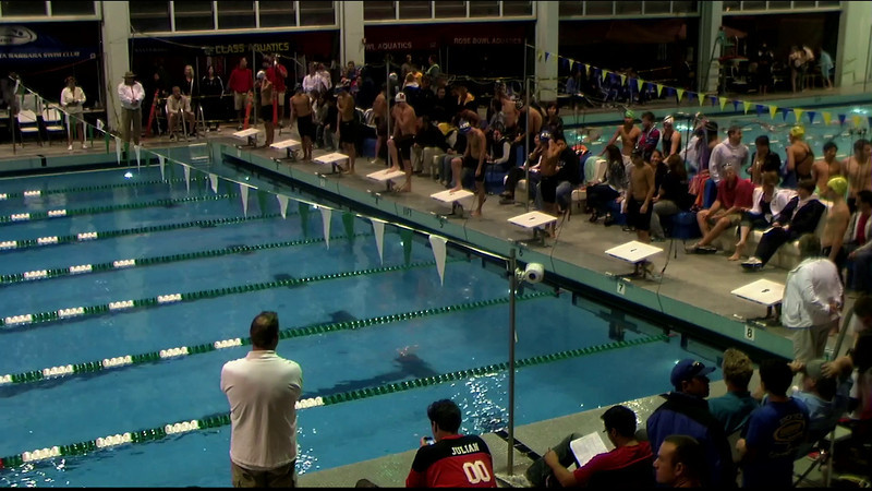 Men's 200yd Butterfly Final C - 2012 Southern California Swimming Junior Olympics
