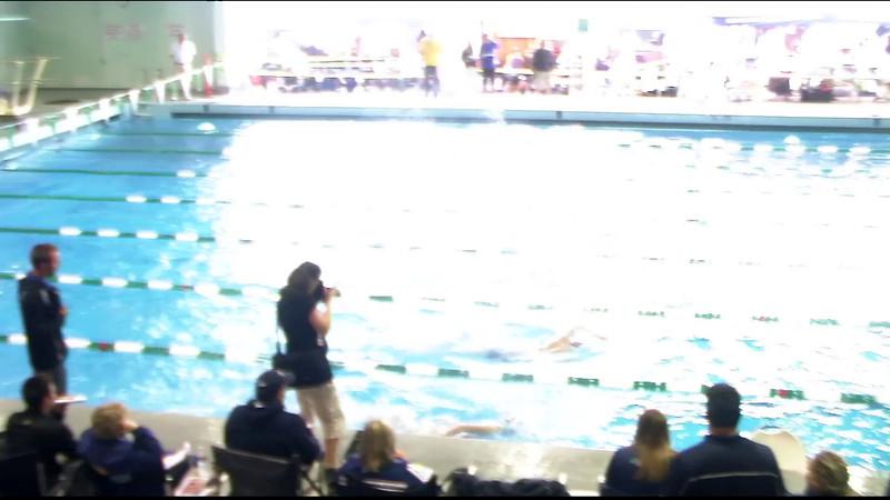 Women's 200yd Freestyle Heat 4 - 2012 Southern California Swimming Junior Olympics