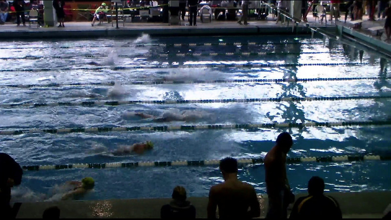 Women's 200yd Breaststroke Heat 05 - 2012 Southern California Swimming Junior Olympics