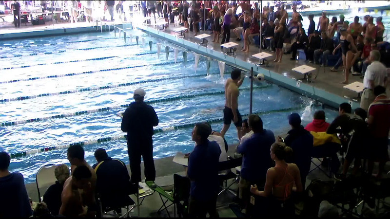 Women's 100yd Breaststroke Heat 14 - 2012 Southern California Swimming Junior Olympics