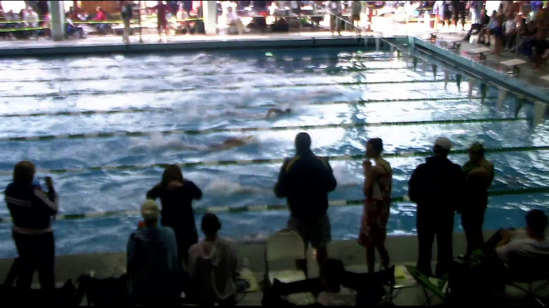Men's 200yd Freestyle Heat 05 - 2012 Southern California Swimming Junior Olympics