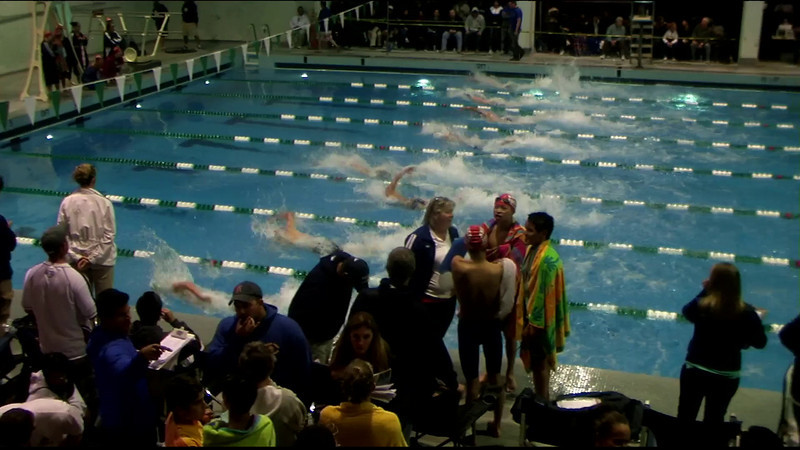 Men's 200yd Freestyle Relay Heat 06 - 2012 Southern California Swimming Junior Olympics