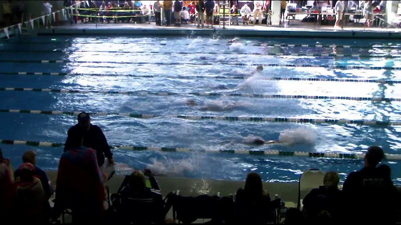 Women's 100yd Breaststroke Heat 10 - 2012 Southern California Swimming Junior Olympics