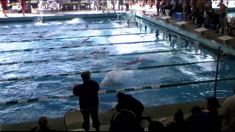 Men's 200yd Breaststroke Heat 03 - 2012 Southern California Swimming Junior Olympics