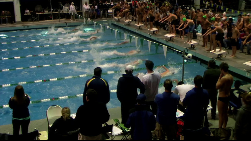 Men's 200yd Freestyle Relay Heat 07 - 2012 Southern California Swimming Junior Olympics