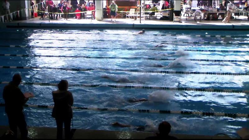 Men's 200yd Breaststroke Heat 12 - 2012 Southern California Swimming Junior Olympics
