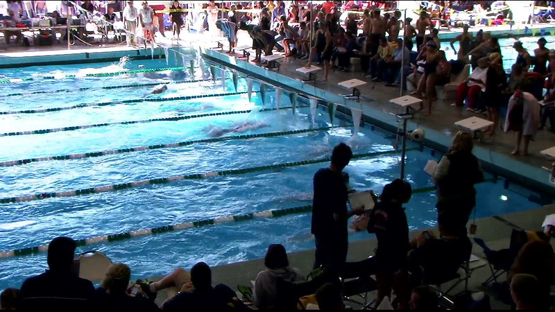 Women's 100yd Butterfly Heat 7 - 2012 Southern California Swimming Junior Olympics