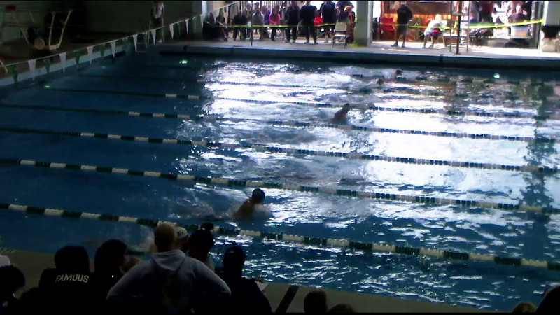Men's 200yd Butterfly Heat 06 - 2012 Southern California Swimming Junior Olympics