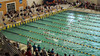 Men's 400m Freestyle Heat 05 - 2012 YMCA LC National Championships