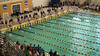 Women's 400m Freestyle Heat 01 - 2012 YMCA LC National Championships