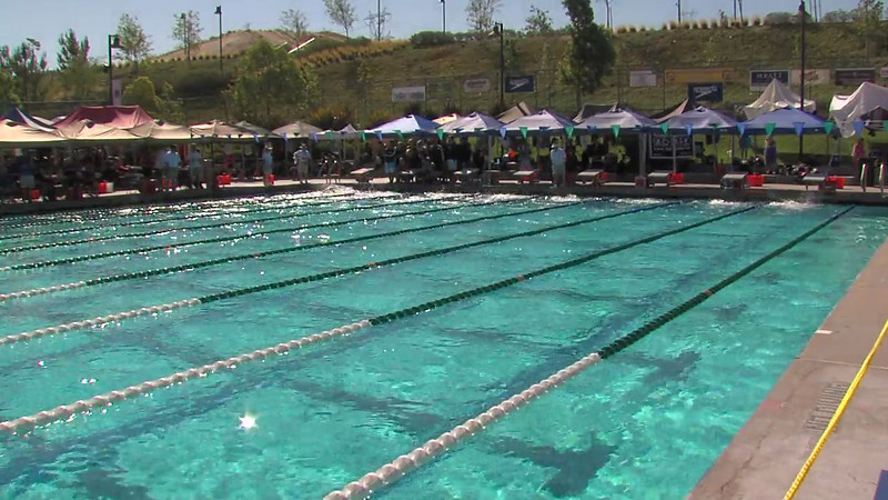 Men's 200m Butterfly Heat 04 - 2012 California/Nevada Gold Sectional Championship