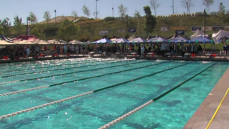 Men's 200m Butterfly Heat 01 - 2012 California/Nevada Gold Sectional Championship