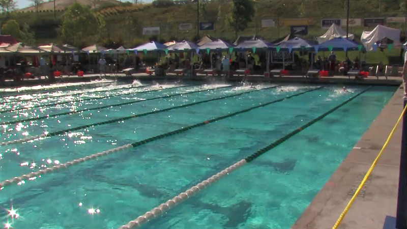 Women's 200m Butterfly Heat 01 - 2012 California/Nevada Gold Sectional Championship