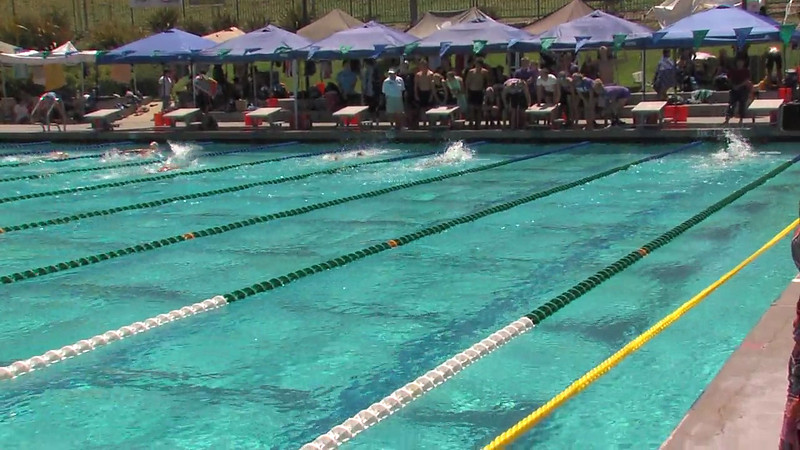 Women's 200m Butterfly Heat 05 - 2012 California/Nevada Gold Sectional Championship