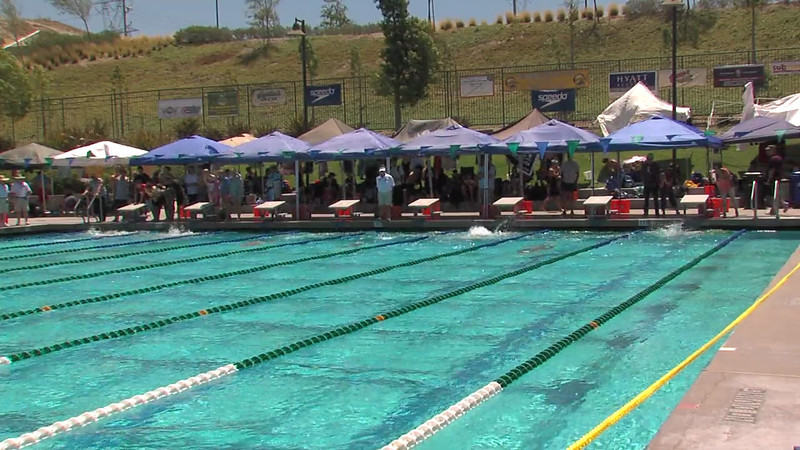 Men's 200m Butterfly Heat 02 - 2012 California/Nevada Gold Sectional Championship