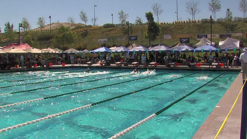 Men's 200m Breaststroke Heat 03 - 2012 California/Nevada Gold Sectional Championship