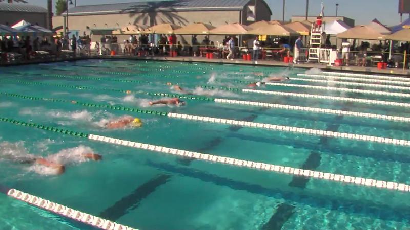 Men's 200m Butterfly Heat Final C - 2012 California/Nevada Gold Sectional Championship