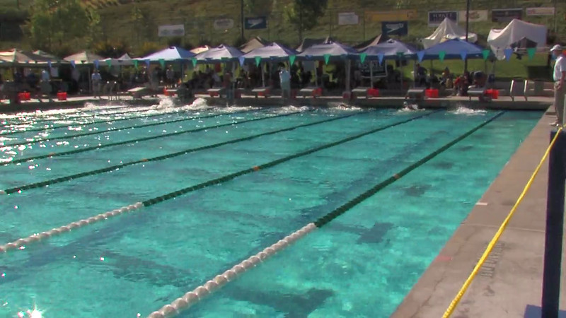 Women's 200m Butterfly Heat 02 - 2012 California/Nevada Gold Sectional Championship