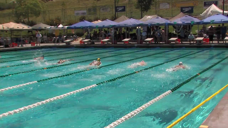 Men's 200m Butterfly Heat 05 - 2012 California/Nevada Gold Sectional Championship