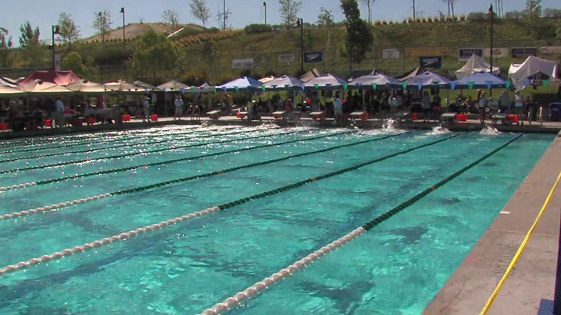 Men's 200m Butterfly Heat 06 - 2012 California/Nevada Gold Sectional Championship